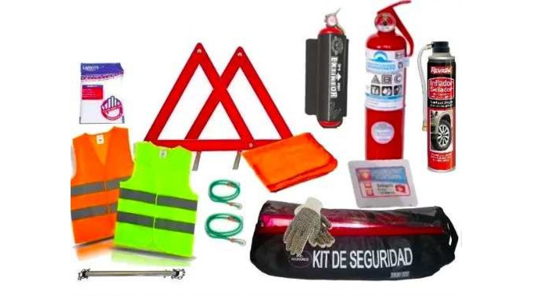 KIT DE SEGURIDAD COMPLETO...